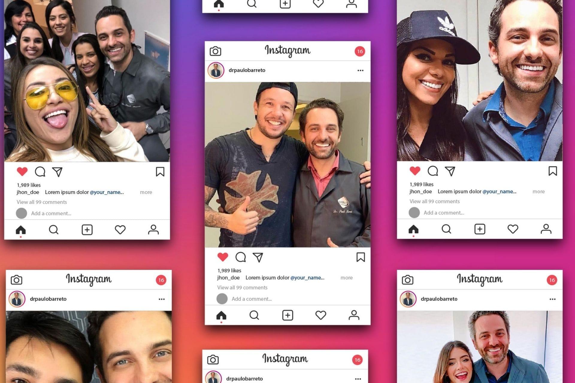 Instagram para Dentistas – Visibilidade, Autoridade e Indicações